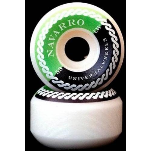 Universal Rollen: Navarro Fluor 101A (53mm)