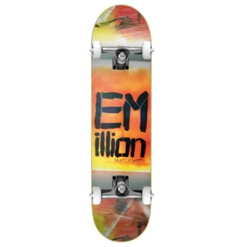 EMillion Komplettboard: Medley 8.125x31.5