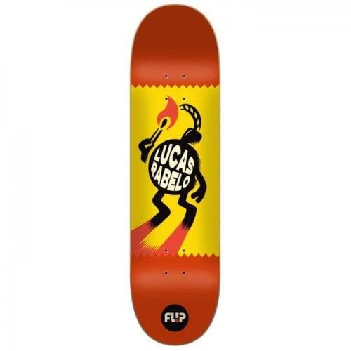 Flip Deck: Rabelo Block 8.25x32.31