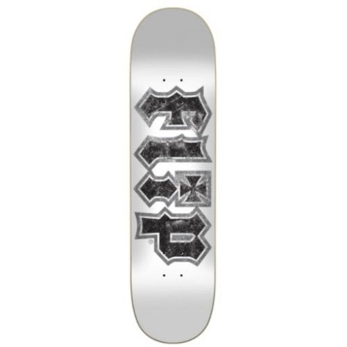 Flip Deck: HKD Thrashed White 8.0x31.50