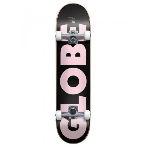 Globe Komplettboard: G0 Fubar Black/Pink 8.0x31.63