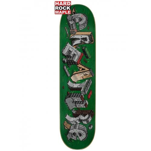 Creature Skateboards Deck: Slab DIY 7.75x31.4