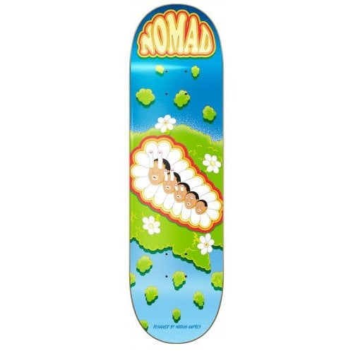 Nomad Deck: Role Models V.6 - Bubble Head 8.25x32