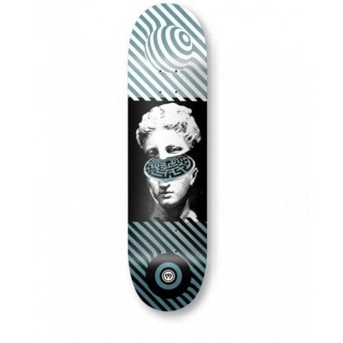 Imagine Skateboards Deck: Labyrinth 8.5