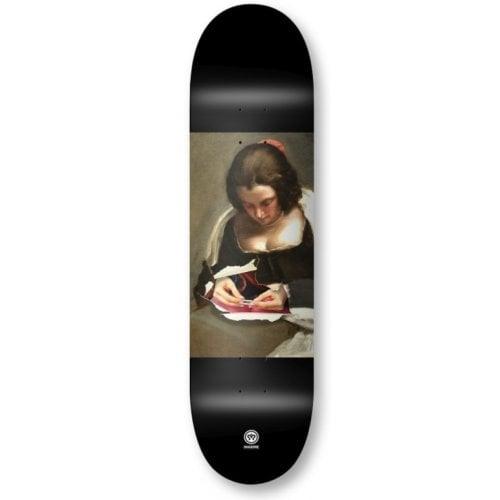 Imagine Skateboards Deck: New Age_ Costurera 8.7