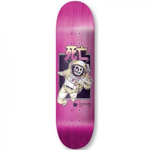 Imagine Skateboards Deck: Dead Man 8.1