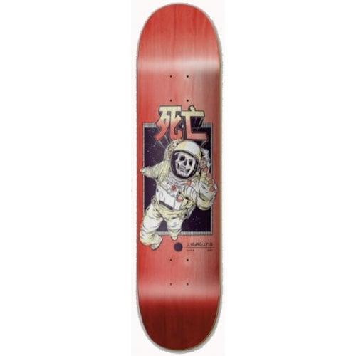 Imagine Skateboards Deck: Dead Man 8.2
