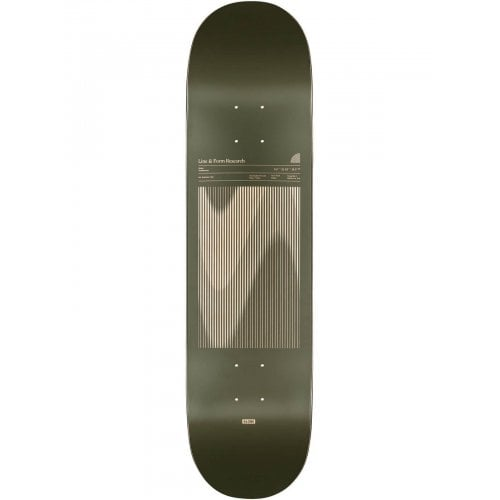 Globe Deck: G1 Lineform Olive 8.0x31.63