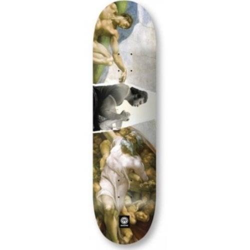 Fingerboard Imagine Deck: New Age - Adan 34mm