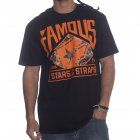 Famous Stars and Straps T-Shirt: Deer Hunter BK