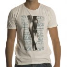 Quiksilver T-Shirt: Garment Dyed Tee Surf And Resi BG