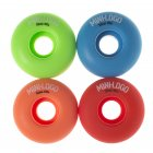 Mini Logo Skateboards Mini-Logo Skateboards Rollen: C-Cut Militant Assorted (52 mm)