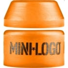 Mini Logo Skateboards Mini-Logo Lenkgummis: Medium Orange