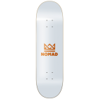 Nomad Deck: Crown - Orange 7.75