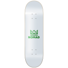 Nomad Deck: Crown - Green 8.75