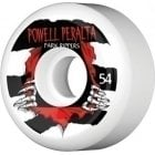 Powell Peralta Rollen: Park Ripper White (54 mm)