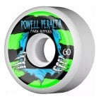 Powell Peralta Rollen: Park Ripper White 2 PF (60 mm)