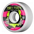 Powell Peralta Rollen: Park Ripper White 2 PF (58mm)