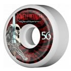 Powell Peralta Rollen: Rodriguez Skull and Sword PF (56 mm)
