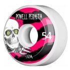 Powell Peralta Rollen: Ripper 4 White (54 mm)