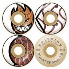 Spitfire Rollen: SF F4 99 Quartersnacks Classic (52mm)