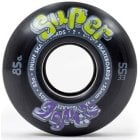Enuff Rollen: Super Softie Black 85A (55 mm)
