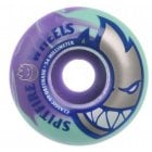 Spitfire Rollen: Bighead 99D Teal/Purple Swirls (52mm)