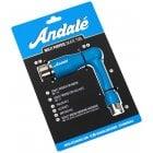 Andale Tool: Multi Purpose Ratchet Tool BL