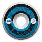 Universal Rollen: Fluor 101A Blue (60mm)