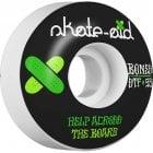 Bones Rollen: Skate-Aid 2 STF V1 (53 mm)