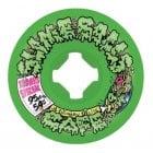 Santa Cruz Rollen: Double Take Cofe Vomit Mini Green 95A (54mm)