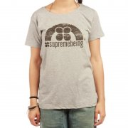 Supremebeing Girl T-Shirt: Certified GR, XS