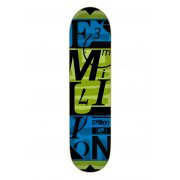 Emillion Deck: Typo Green 7.75