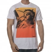 Bench T-Shirt: Gleam WH