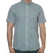 Carhartt Hemd: Kenneth Check GN/WH