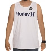 Hurley Tank-Top: One & Only Push Through Tank WH