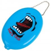 Santa Cruz Portemonnaie: Screaming Coin Pouch BL