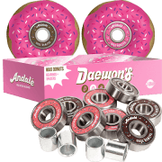 Andale Kugellagers: Daewon Song Donut Wax & Bearings