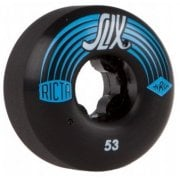 Ricta Rollen: Slix Black (53 mm)