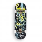 Complete Fingerboard BerlinWood: Radio Zombie Set Classic 29mm
