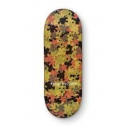 Blackriver Fingerboard Deck: X-Wide Camo Green 33.3mm